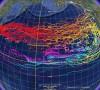 Japan-tsunamu-debris-Google-maps