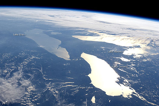 Great Lakes - Wikiemedia Commons photo
