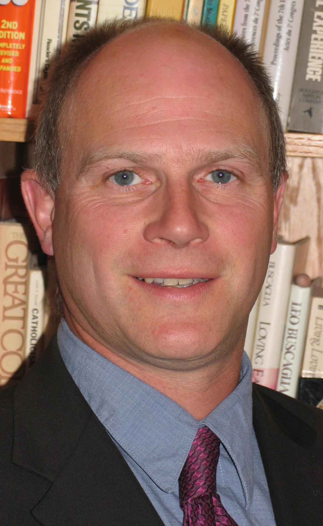 Mayor Basil Clarke