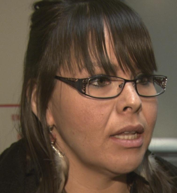 Councillor Vicki Monague of Beausoleil First Nation - APTN photo
