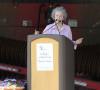 Margaret Atwood speaks in Midhurst - Anne McArthur photo