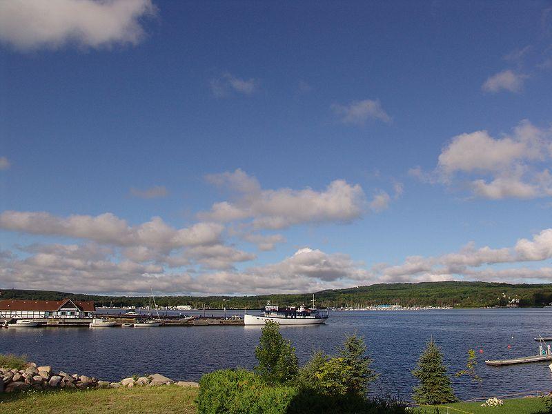 Penetanguishene Bay - Adam Quinan, Wikimedia