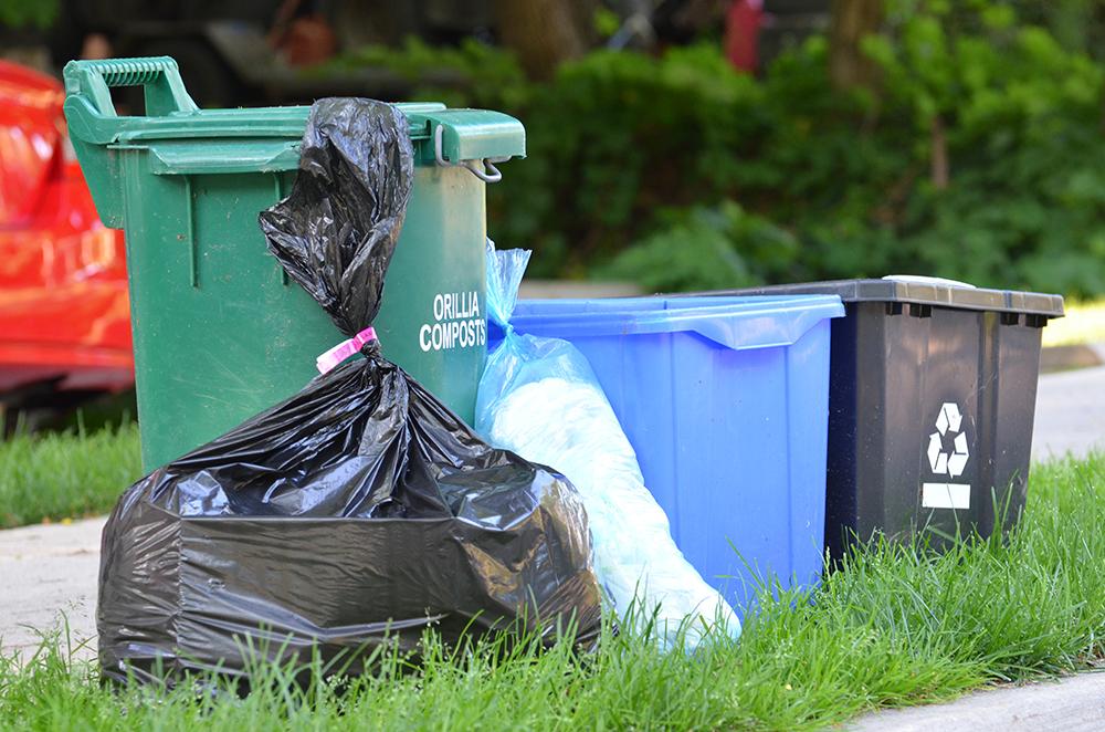 Garbage set out 1-web