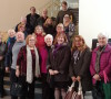 Some of the concerned Wasaga Beach residents who attended a county council hearing on the Easdale wetland. -AWARE Simcoe photo