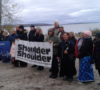 After a sunrise ceremony last year at Cedar Point -AWARE Simcoe photo