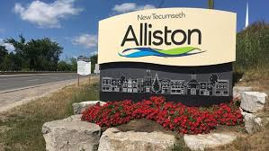 Alliston encroachment?