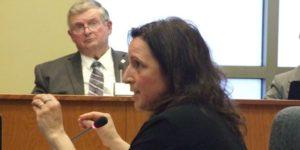 Carmela Marshall of the Ontario Soil Regulation Task Force -Metroland photo