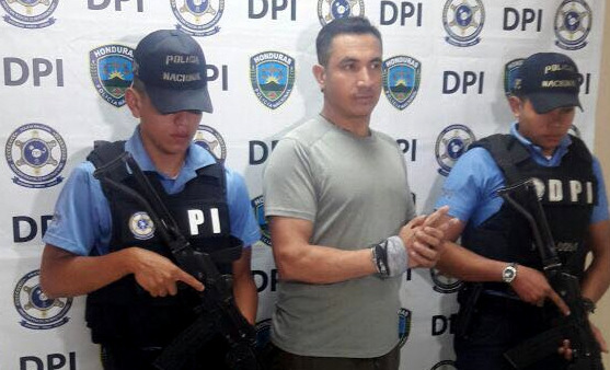 Edwin Espinal on day of arrest