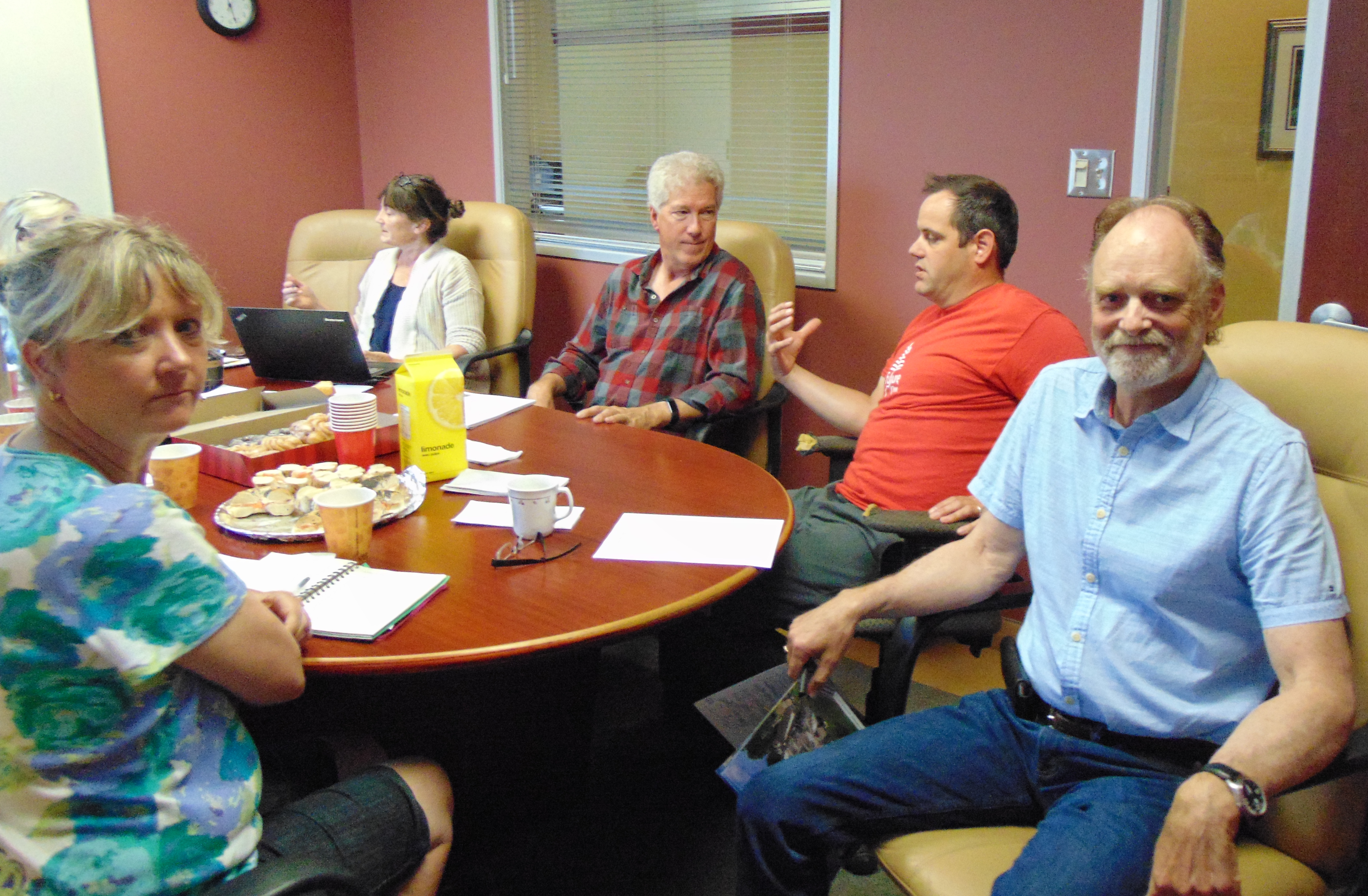 Ontario Tree Seed Plant stakeholders -AWARE Essa photo