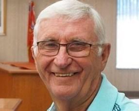 Councillor Ron Henderson