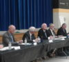Oro Medonte candidates line up -AWARE Simcoe photo