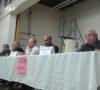 Adjala-Tosorontio all-candidates' meeting -AWARE Simcoe photo