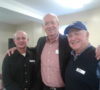 Jim Sales, Jack Hanna and Bill French