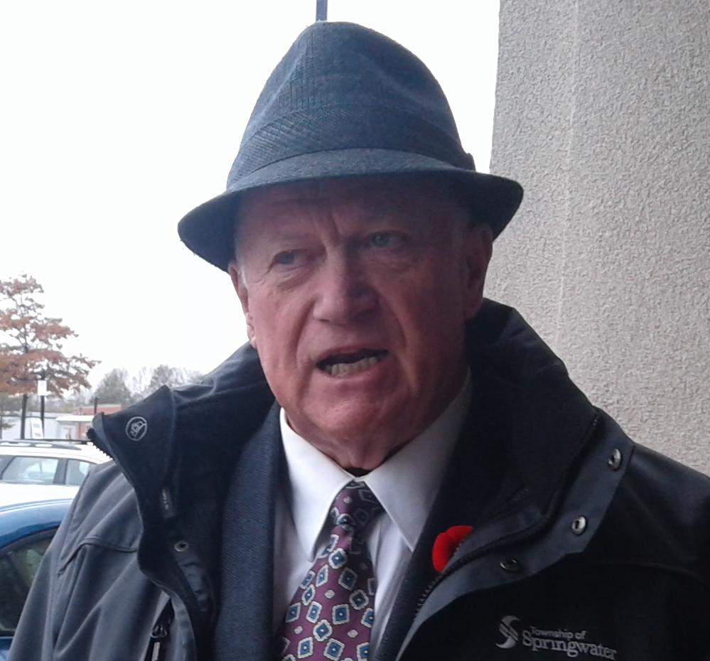 Mayor Bill French