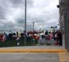 Outside La Tolva Prison -Janet Spring photo