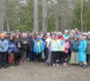 S41 anniversary gathering at Springwater Park -AWARE Simcoe photo