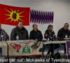 News conference at Tyendinaga