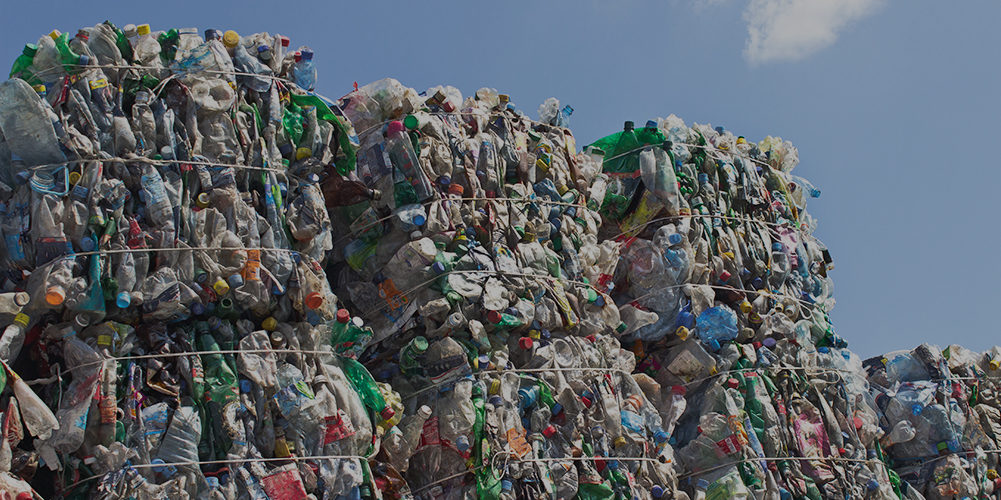 Canada recycles just 9 per cent of its plasticshows.