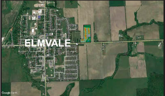 Proposed retirement complex in Elmvale